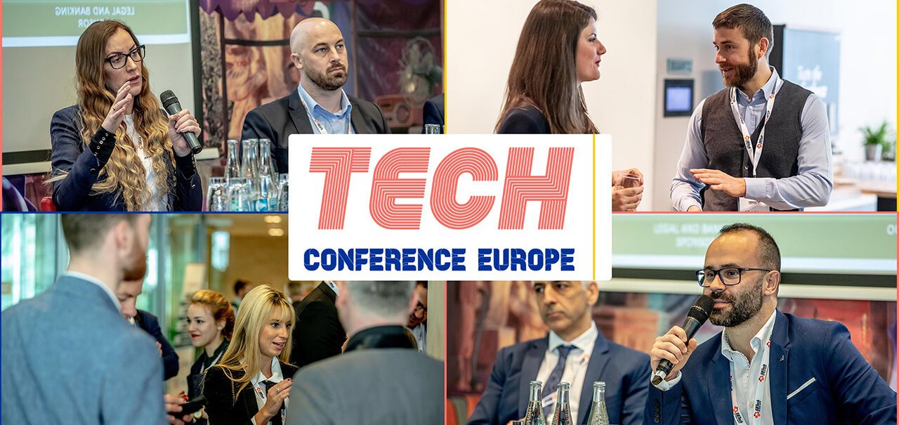 ARILOT BECAME THE NEW PARTNER OF TECH CONFERENCE EUROPE 2019